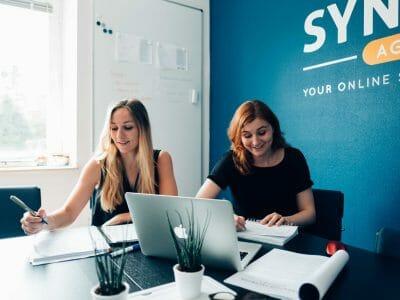 marketing digital reseaux sociaux synapse agency