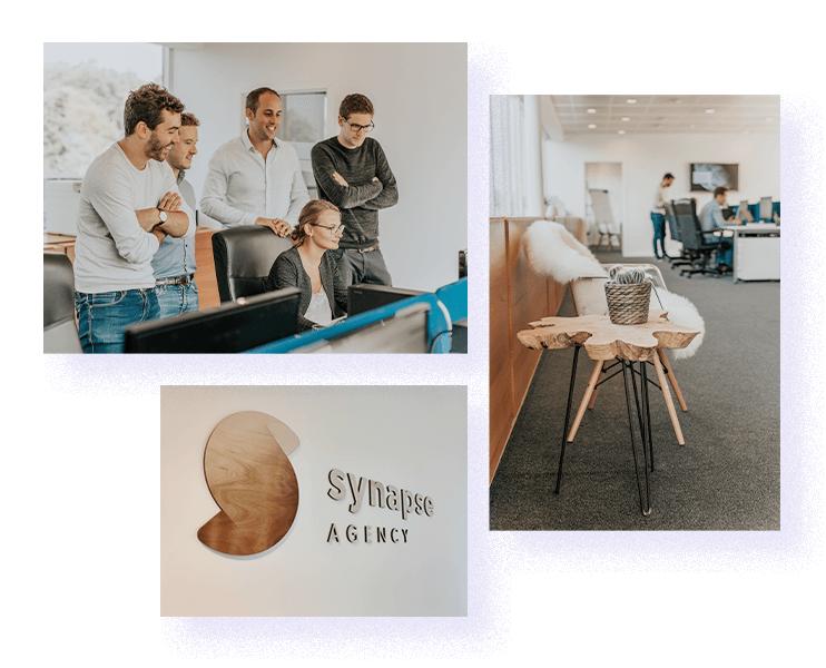 Synapse Agency - Agence webmarketing