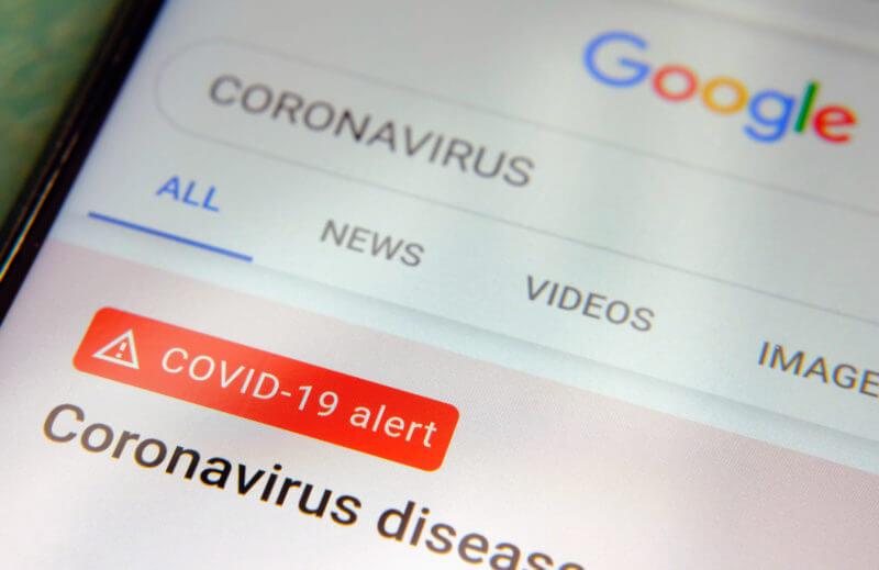 Google Ads - COVID-19